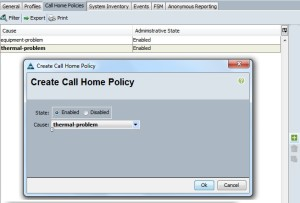 Call Home Policy 2