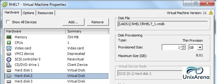 VM Disk 2