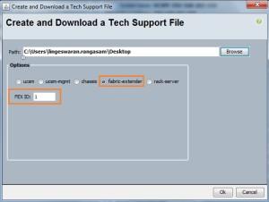 Cisco UCS - Support files