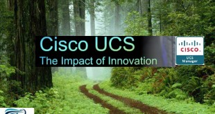 Cisco UCS UCS Journey