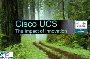 Cisco UCS UCS Journey