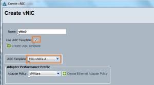 create service profile template - UCS