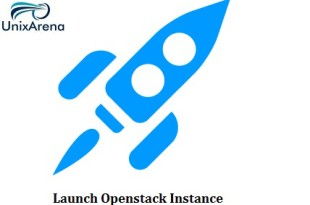Launch Openstack Instance