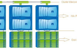 NetApp 6 Node cluster