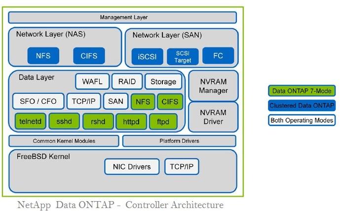 Netapp  U2013 Clustered Data Ontap - Read Operations