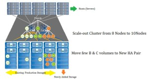 NetApp Scale-out Capacity