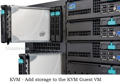Linux KVM - How to Add/Resize Virtual disk on fly? Part 7 ...