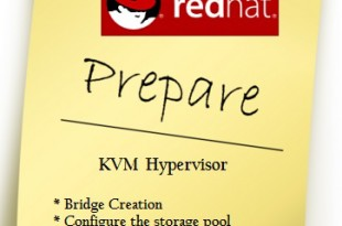 Redhat RHEL 7 - Prepare the KVM hosts