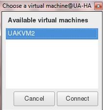 UAKVM2 console
