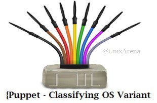 Puppet Classying OS variant