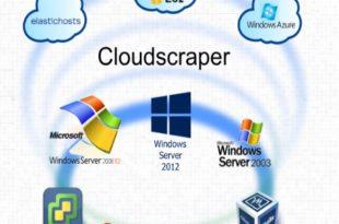 Migrate IAAS cloudscraper