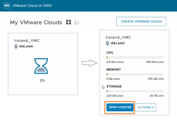 vmware-cloud-prepare