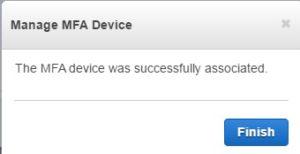 mfa-device-successfully-setup