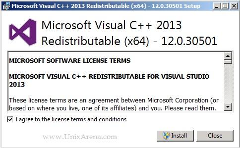 Microsoft-visual-c-2013