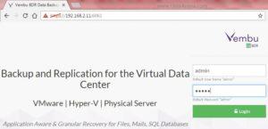 webconsole-vembu-bdr-data-backup