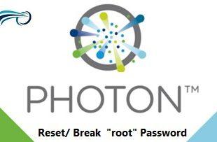 VCSA 6.5 - Reset root password - UnixArena