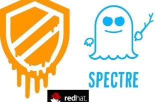 meltdown-spectre - Redhat