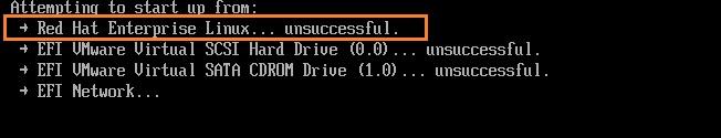 RHEL7/CentOS 7 - Recover/Reinstall GRUB2 with UEFI - UnixArena