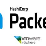 Vmware vSphere VM - Packer