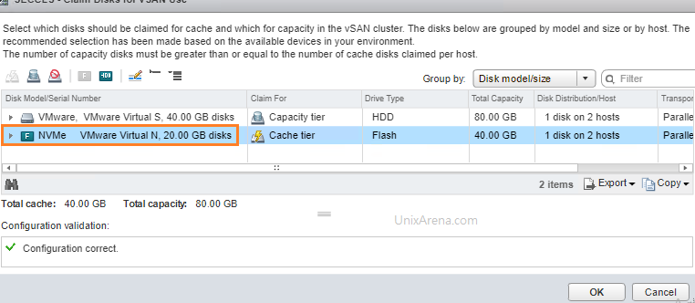 VMware vSAN Lab - How to Create Fake SSD on VMware workstation