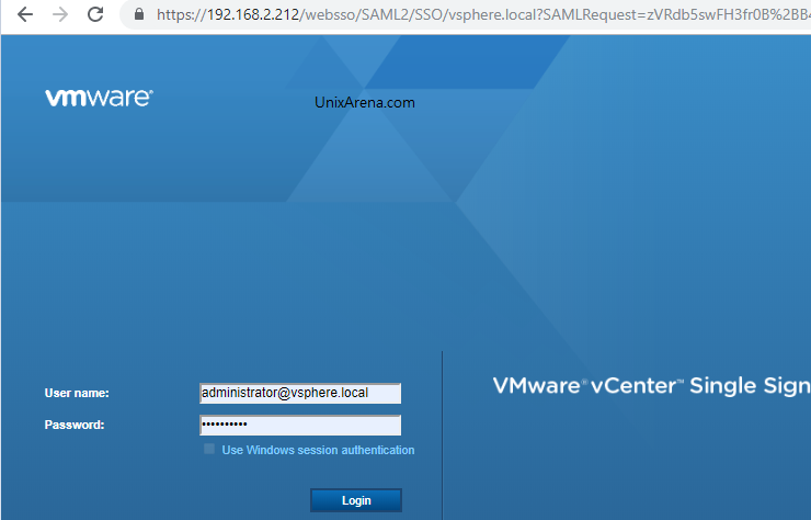 VMware vSphere - How to Change VCSA 6 x IP address ? - UnixArena